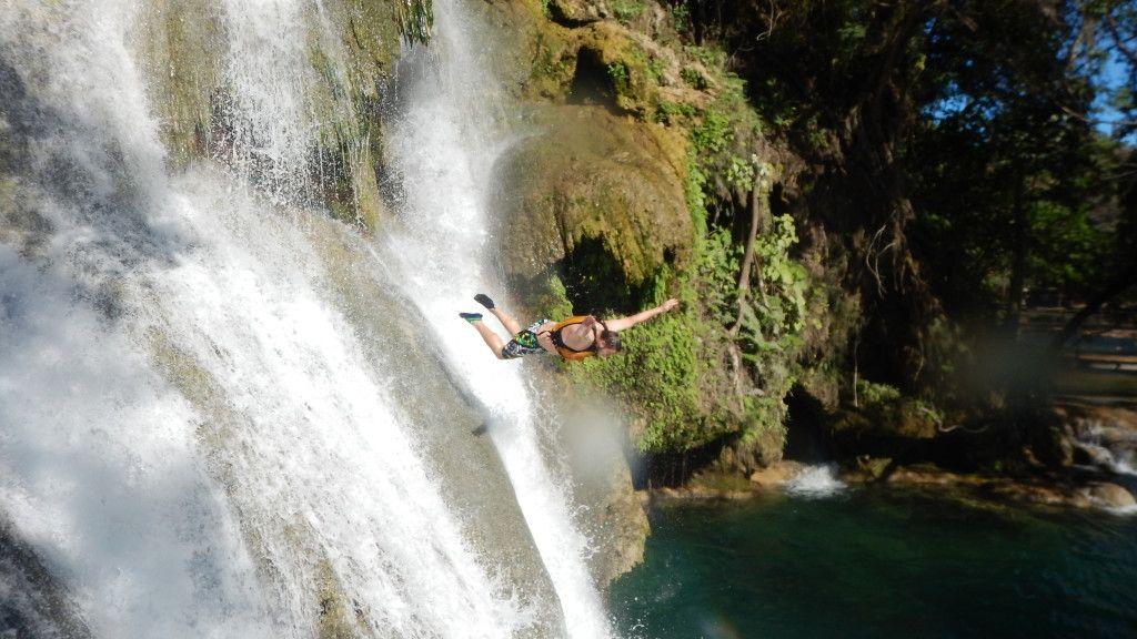 Turismo de aventura en tamasopo